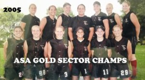 2005 Gold Sector Champs