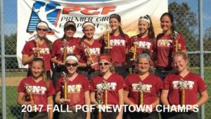 2017 FALL PGF NEWTOWN CHAMPS